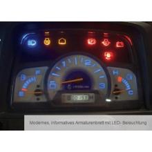 Iseki SXG 326+ Hochentleerung Profi Mäher 137cm, 27...