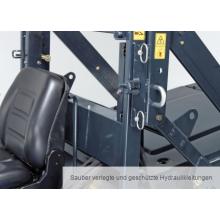 Iseki SXG 326+ Hochentleerung Profi Mäher 137cm, 27 PS, 600 Lilter