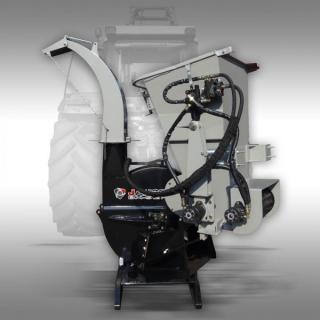 Häcksler Schredder Traktorhäcksler JANSEN BX-92RS UVP: 4.490,- EUR