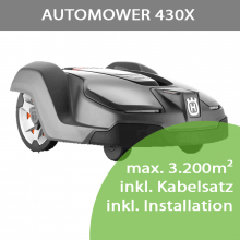 Mähroboter Husqvarna Automower 430X (max....