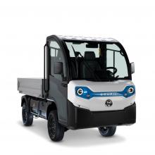 Goupil G4 | Multivariabler e-Allzwecktransporter