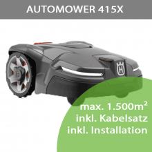 Mähroboter Husqvarna Automower 415X (max....