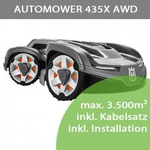 Mähroboter Husqvarna Automower 435X AWD (max....